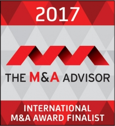 Madison Street Capital Announced as Finalist for the 9th Annual International M&A Awards