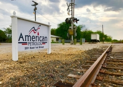 American PetroLog Opens BNSF Transload Terminal in TX
