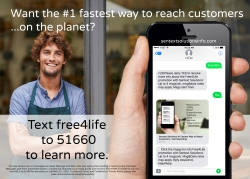 Sentext Solutions Offers FREE4LIFE Text Marketing, the 1st of It's Kind in the Text Marketing Industry