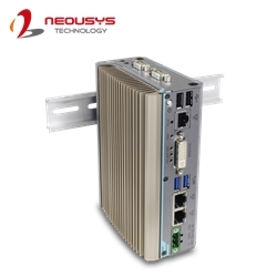 Neousys Announces POC-300, An Ultra-Compact Fanless Embedded Computer Powered by Intel® Apollo-Lake Pentium® N4200 and Atom x7-E3950 Processor