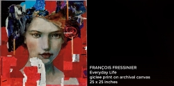 Francois Fressinier - Exclusive Exhibition at Martin Lawrence Gallery Dallas