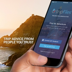 tripFiles Launch Offering Free Video/Photo Storage Featured on Product Hunt