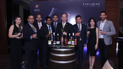 LUCARIS Introduced Aerlumer® - the Signature of Wine Glass Innovation First in Mumbai