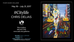 West Campus Gallery Exhibition|The Museum of Contemporary Art + Design| in Collaboration with Contemporary Art Projects USA |Chris Delias, Austria
