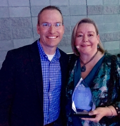 "Infusionsoft, Inc. Awards Richter Communications & Design Group as 2017 ""Elite Business of the Year"""