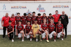 Phoenix Soccer Club, Excel Soccer Academy, Created a Team for Underprivileged Boys. Then the Unthinkable Happened.