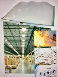 Kingspan Light + AIr Launches the QUASAR PN Polycarbonate Prismatic Nanosphere Skylight