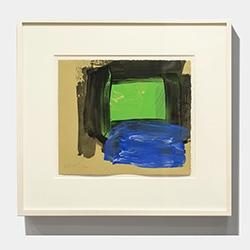 Howard Hodgkin Exhibition at Jonathan Novak Contemporary Art