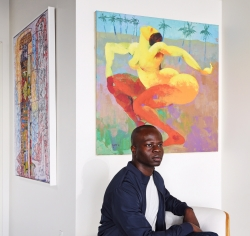 Nigerian-American Launches One of the First Ever African Art Galleries in Los Angeles