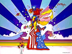 Celebrate the Summer of Love 50th Anniversary with Peter Max in Stone Harbor, NJ