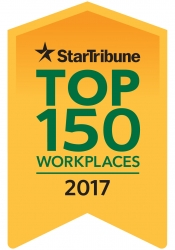 Star Tribune Names Award Staffing a 2017 Top 150 Workplace