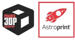 Phanes 3DP Platform Integrates with Astroprint