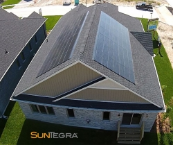 SunTegra Announces Higher Efficiency for Its Industry-Leading Solar Roof Product