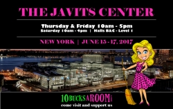 10BUCKSAROOM.com to Participate in the International Franchise Expo at the Javits Center in NY
