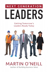 """""""Next Generation Leaders"""" Named 2016 Foreword INDIES Book of the Year Awards Winner"""