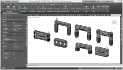 CIM-TECH Router-CIM Supports Lockdowel Eclips Fasteners