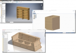 CIM-Tech Gives 3D Woodworkers Choices for Versatility and Easier Manufacturing