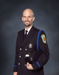 "Lamplugh Talks Firefighter Health & Wellness: Radio Show Goes to the ""Frontline"""