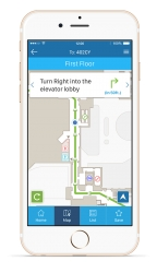 LogicJunction and IndoorAtlas Partner to Change the Landscape of Location-Based Services in Healthcare Using Geomagnetic Indoor Positioning
