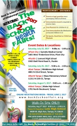 Project LINK Seeking Sponsors for Their Annual Back to School Event