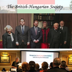 The British Hungarian Society Hosts Professor Tibor Frank's Fascinating International Relations Talk: