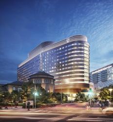 Groundbreaking for University of Pennsylvania's $1.5 Billion Hospital Pavilion