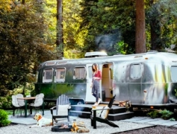 AutoCamp Partners with Dwell on Design 2017