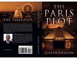 The President is Missing in Paris and a Dynamic Heroine Leaps Into Action in New Political Thriller
