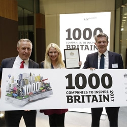 "Brookcourt Solutions Identified in London Stock Exchange Group's ""1000 Companies to Inspire Britain"" Report"