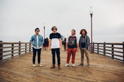 Southern California Teen Indie Rock Band Joins Local Musicians Live in Encinitas Performing Music and Providing Inspiration at All Ages Show