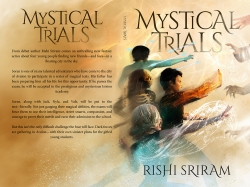 Mystical Trials - Book Launch by a 12 Year Old