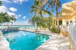 World Enterprise Realty Inc. Lists 6,722 Sq.Ft. Contemporary House in Miami with Ocean Front Views