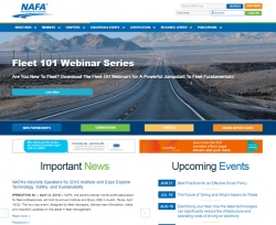 NAFA Unveils Redesigned Website