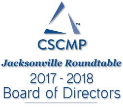 CSCMP Jacksonville Roundtable 2017-2018 Board of Directors Announced