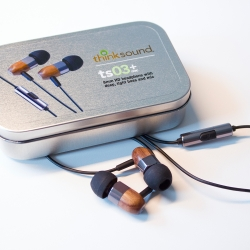 THINKSOUND Goes Package-Free with the Release of the New ts03+mic In-Ear Headphone