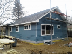 Titus Contracting Finishes Home Addition and Remodeling Project in Plymouth