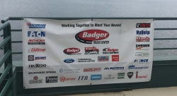 Badger Truck Center Celebrates Being Region's Top Dealer for Medium Duty, Super Duty and Overall Commercial Sales at Summerfest