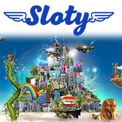 New Casinos 2017: Sloty Launch with Superior Bonuses