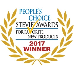 Makers Nutrition® Wins 2017 People's Choice Stevie® Award in Health and Pharmaceuticals