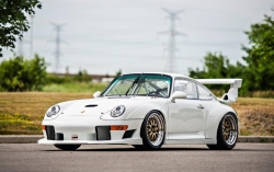 Uber Rare Factory PORSCHE 993 Series GT2 Evo, 1 of Only 11 Produced to Tour with Festivals of Speed