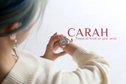 DNX Co to Launch Carah, the Smart Safety Watch for Women, on Kickstarter