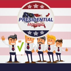 Presidential Moving Celebrate Their 20th Anniversary