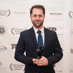 Composer Gabriel Dib Talks About His Creative Process After Winning the Portuguese-Brazilian Award, an International Award