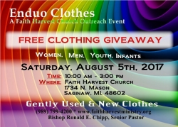 Enduo Clothes: A Free Clothing Giveaway
