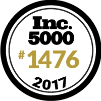 Durante Rentals Named to the 2017 Inc. 5000 List of America's Fastest Growing Private Companies for Fifth Straight Year