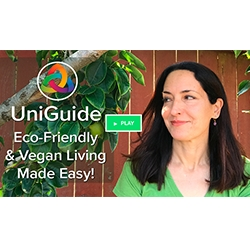 UniGuide®, a New Lifestyle Site Dedicated to Sustainable and Vegan Living, Launches on Kickstarter