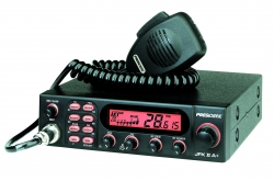 "President Electronics USA Introduces the ""JFK II A+"" - A New 10 Meter Radio"