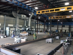Bulldog Steel Fabrication Completes Building Expansion, Paint Booth and Adds New Machines