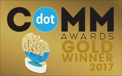 dotCOMM Awards Announces AIM Consulting as Gold Winner for 2017