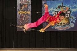 Gaylord National Resort and Convention Center is Transformed Into a Full-on Showdown at the Shaolin Temple